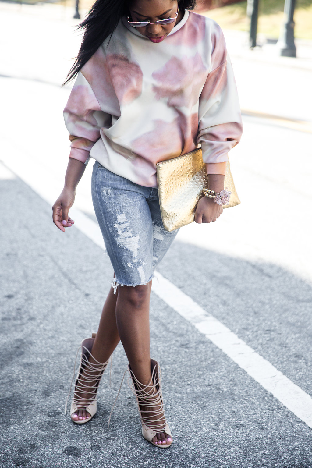 Oversized Zara Sweatshirt