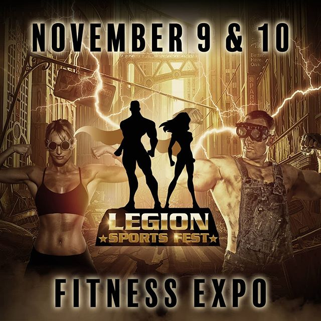 Very excited to announce our partnership with @legionsportsfest for their Long Beach event! We will be their official giveaway finder app. If you are planning on attending the show, make sure to download Balou to see all the awesome exhibitor swag, prizes, and deals. 📲 🎁💪