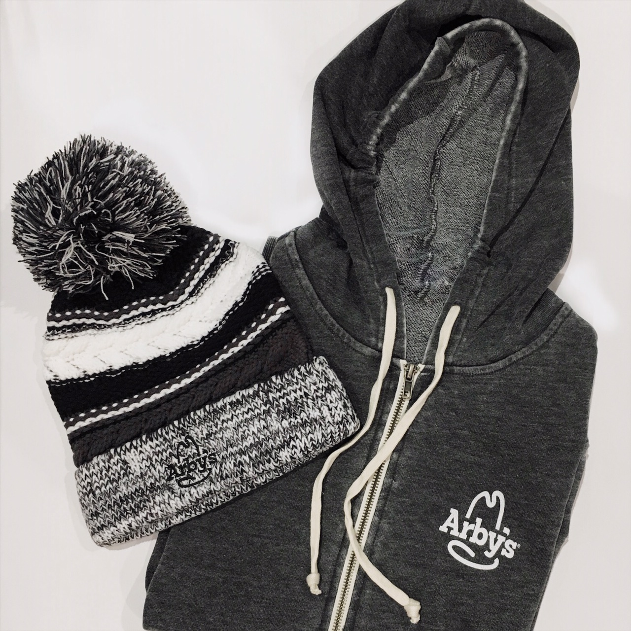 Feature Products: Alternative Apparel Hoodie and Pom-Pom Beanie
