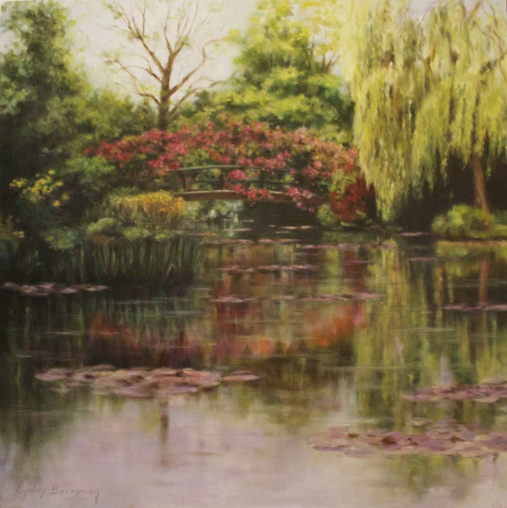 The Japanese Garden at Giverny