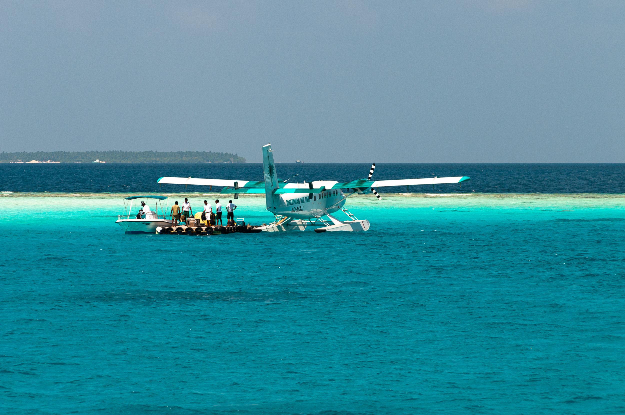 On route to Six Senses Resort in the Maldives. © www.thomaspickard.com