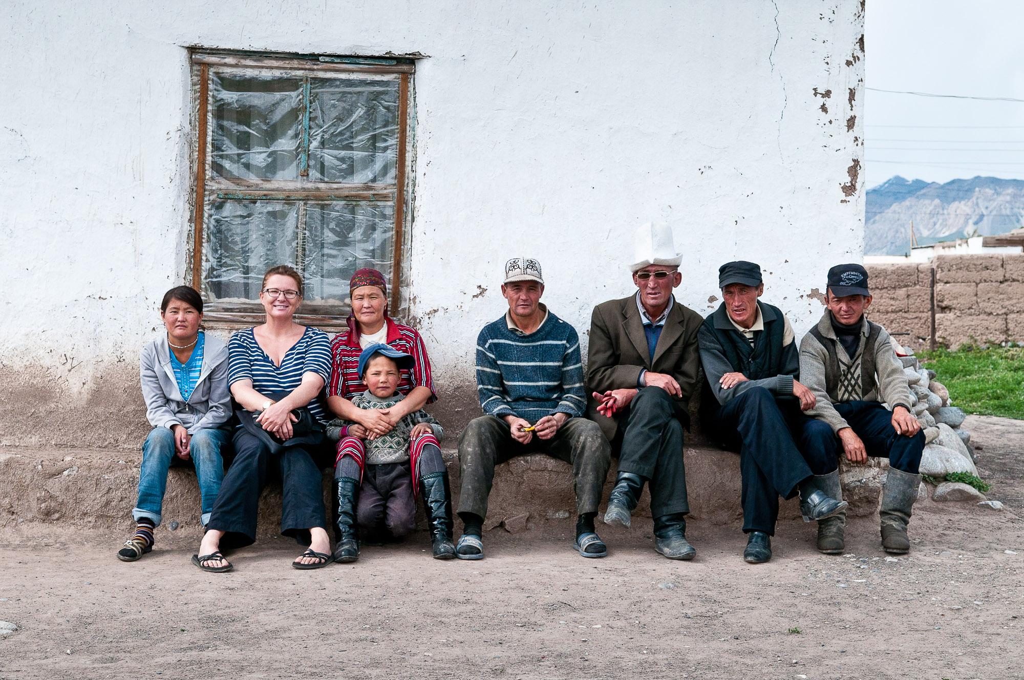 Sary Tash, Krygyzstan. © www.thomaspickard.com
