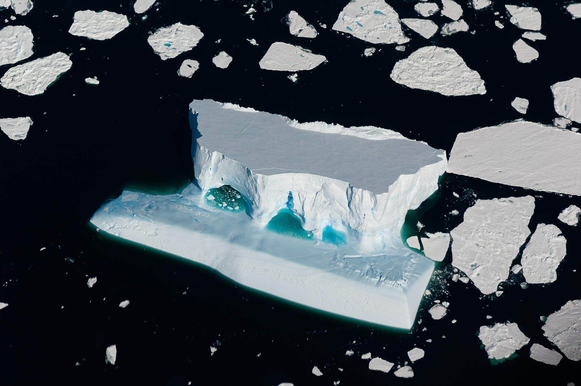 Prydz Bay, Antarctica. © www.thomaspickard.com