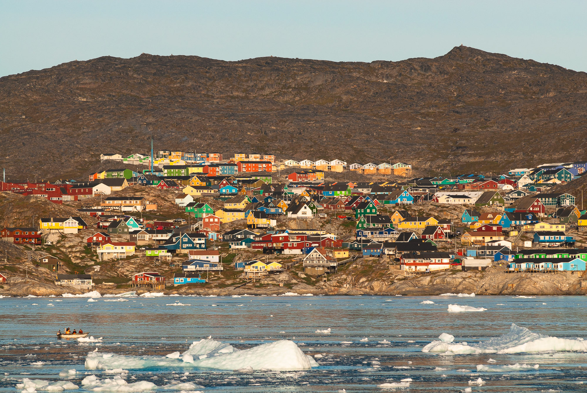 Ilulissat, Greenland. © www.thomaspickard.com