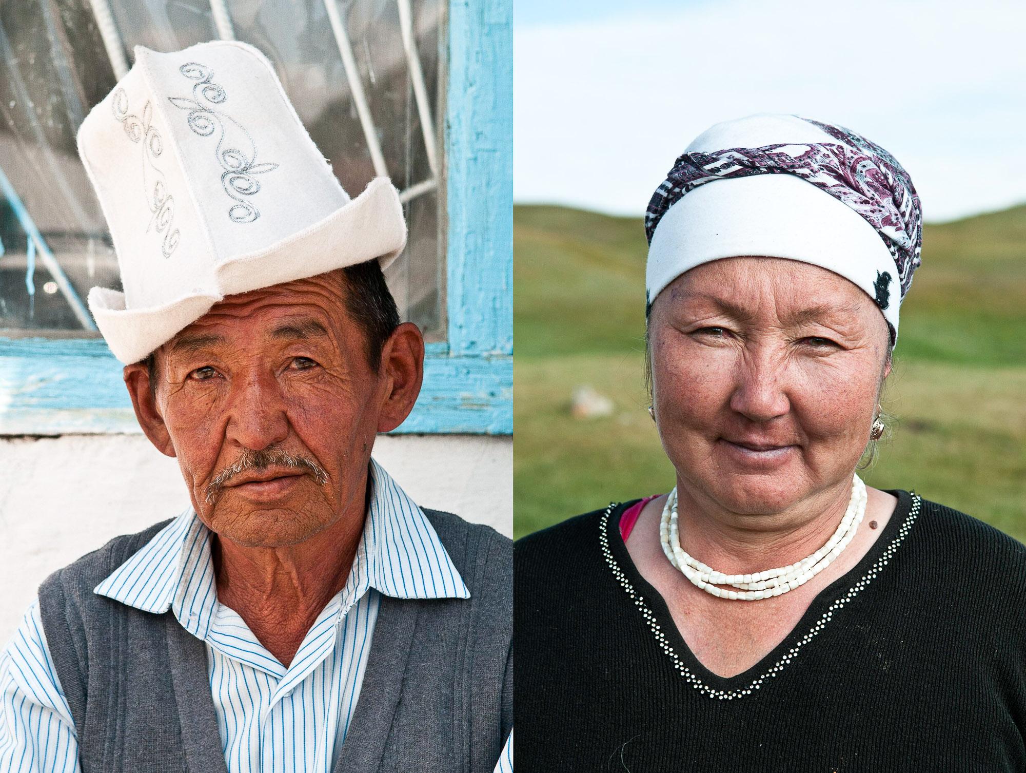 People of Kyrygyzstan. © www.thomaspickard.com