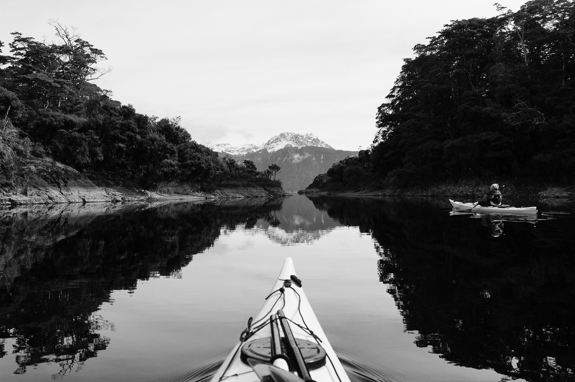 Fiordland National Park, New Zealand. © www.thomaspickard.com