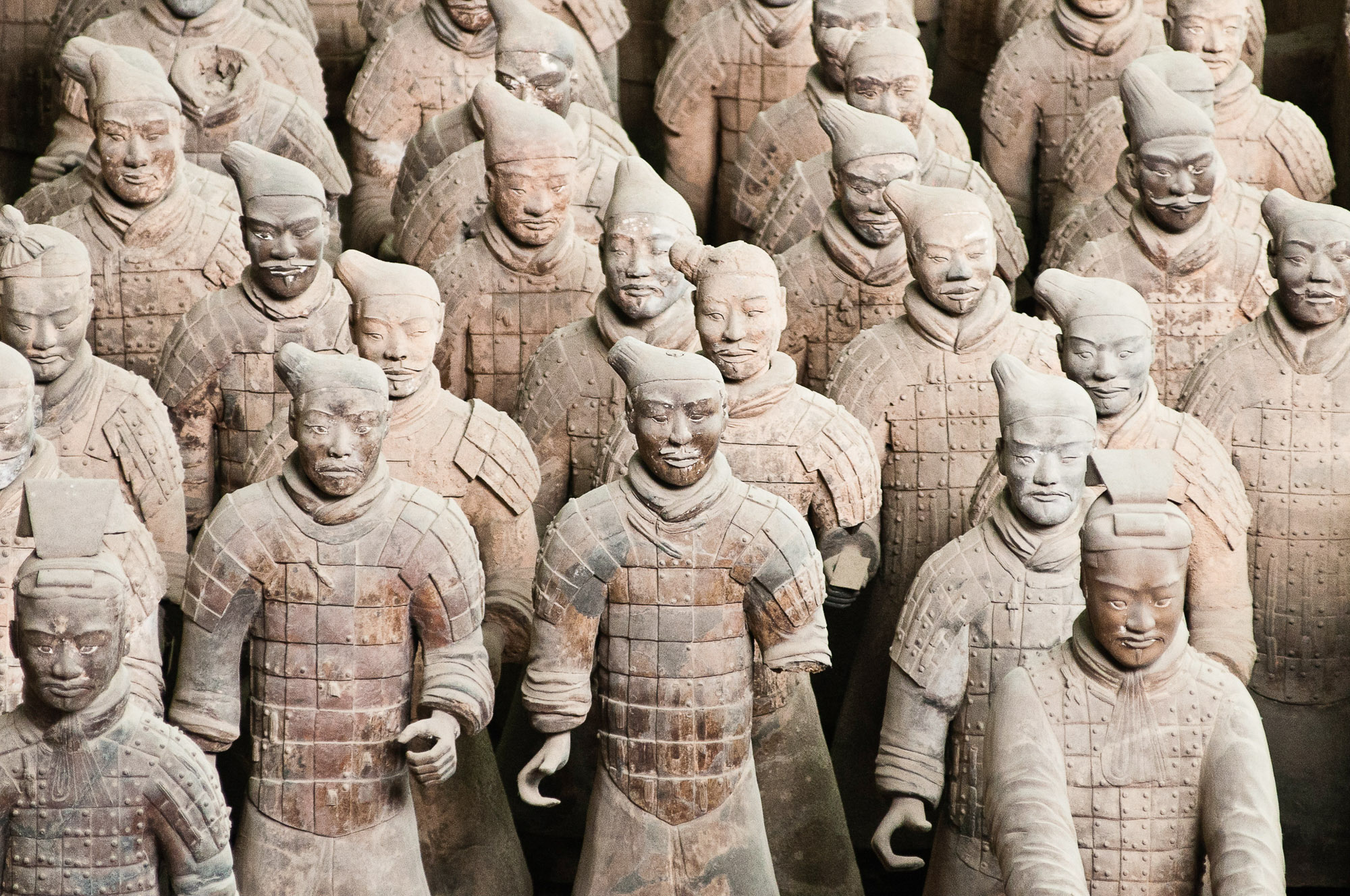 Terra Cotta Warriors, China. © www.thomaspickard.com