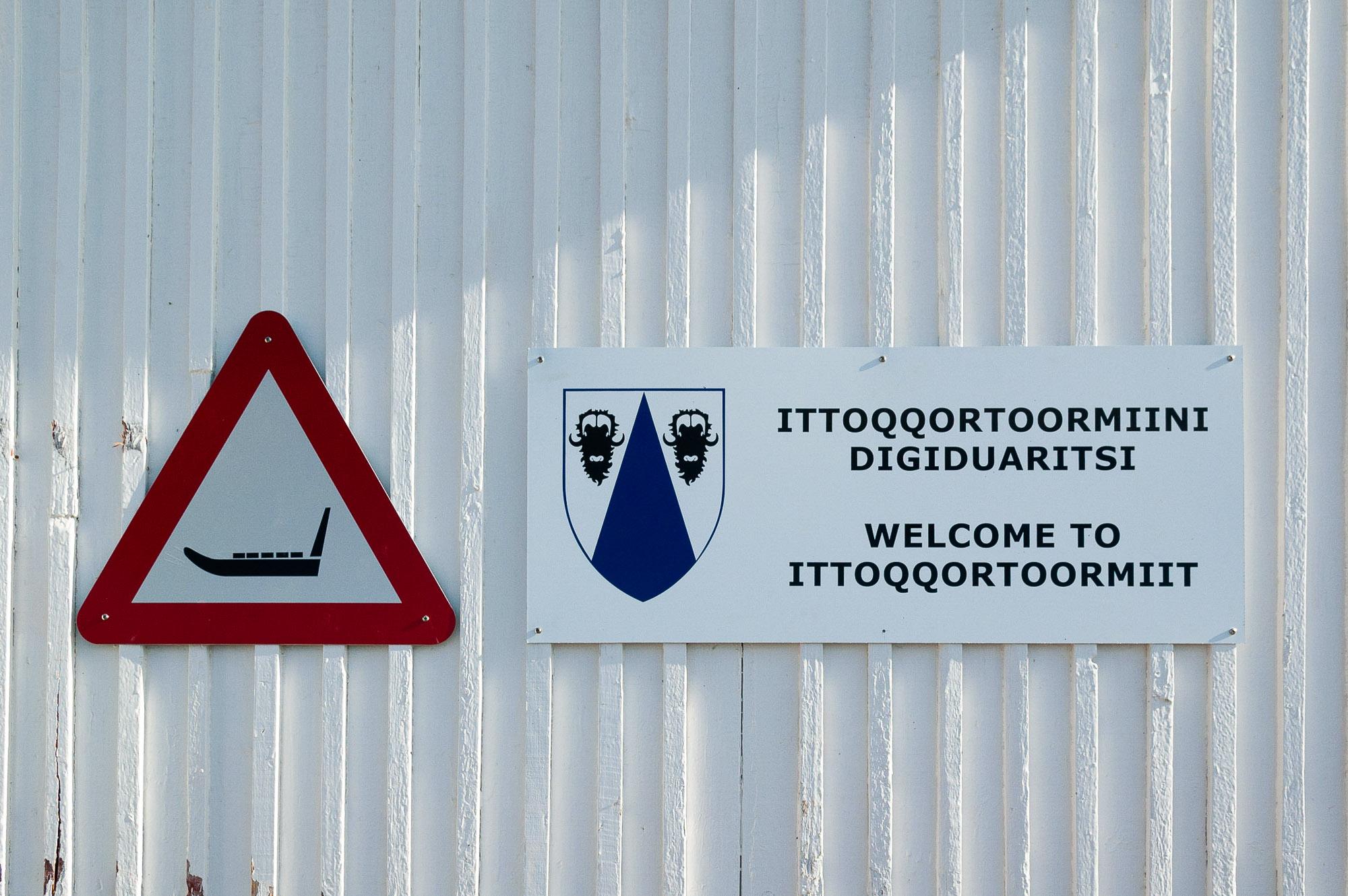 Scoresbysund, Greenland. © www.thomaspickard.com