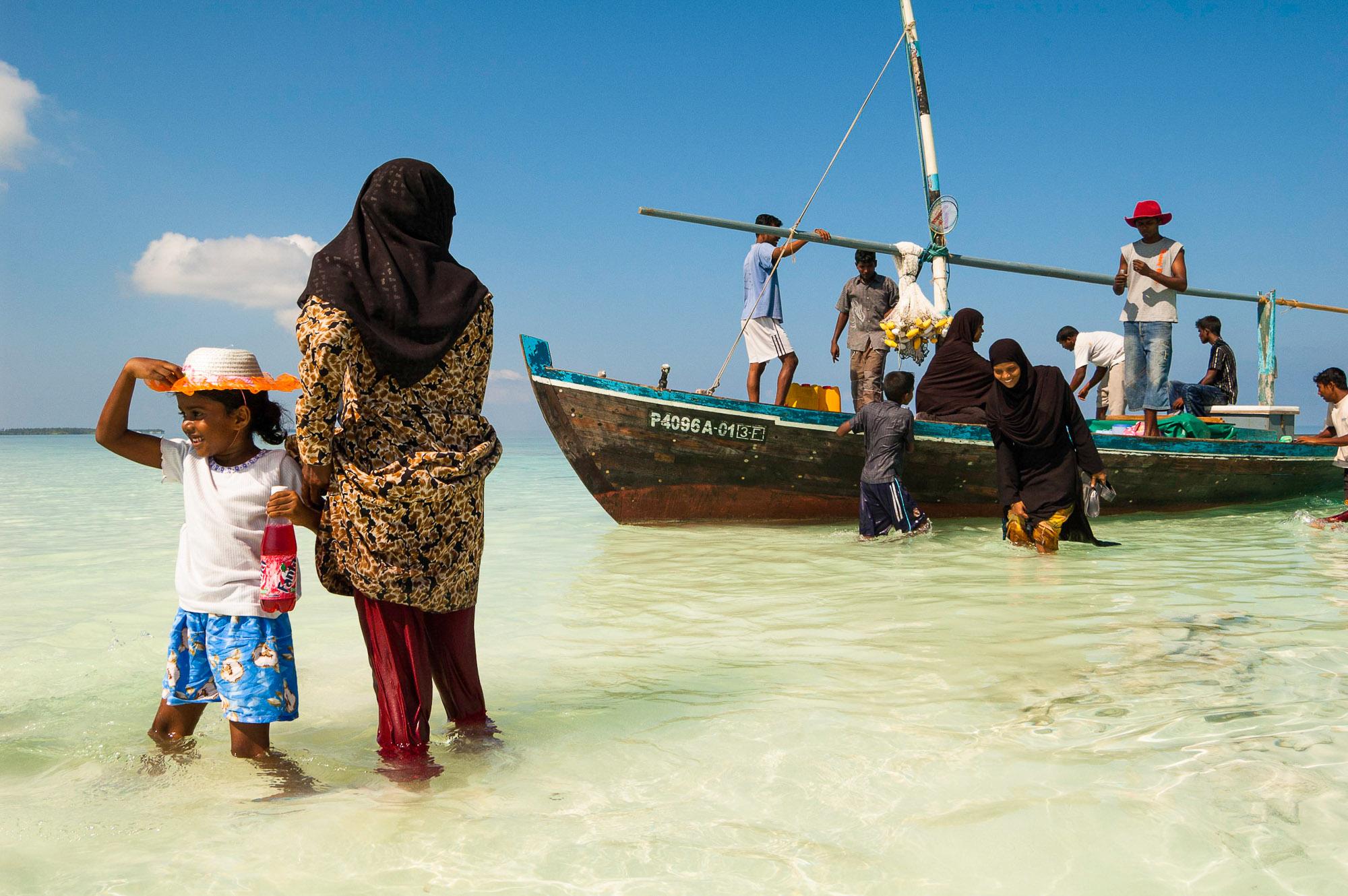 Island life, Maldives. © www.thomaspickard.com