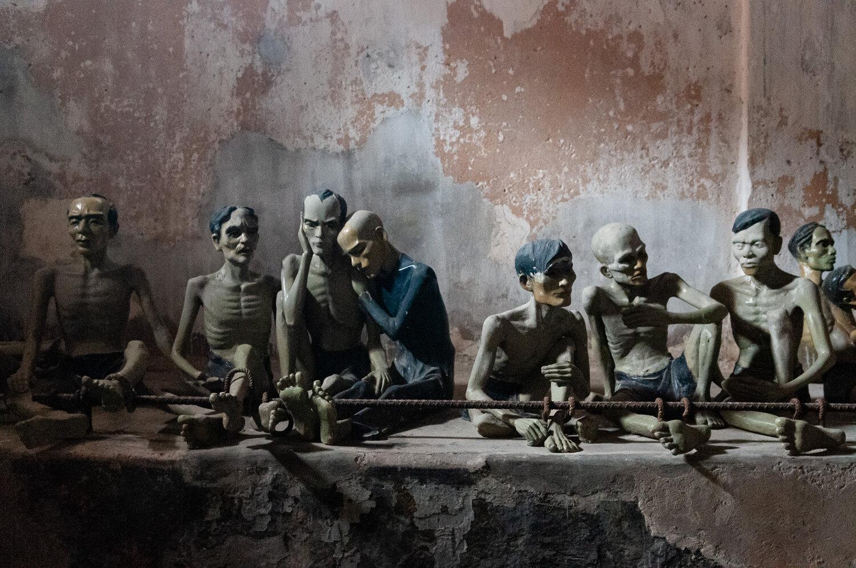 Con Dao Island prison, Vietnam. © www.thomaspickard.com