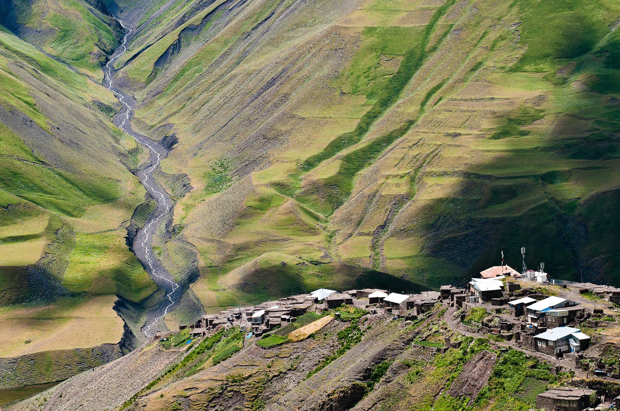 Xinaliq, Azerbaijan. © www.thomaspickard.com
