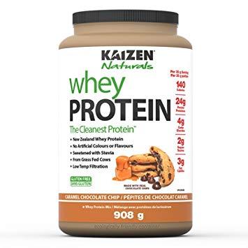 Kazien Naturals Whey Protein