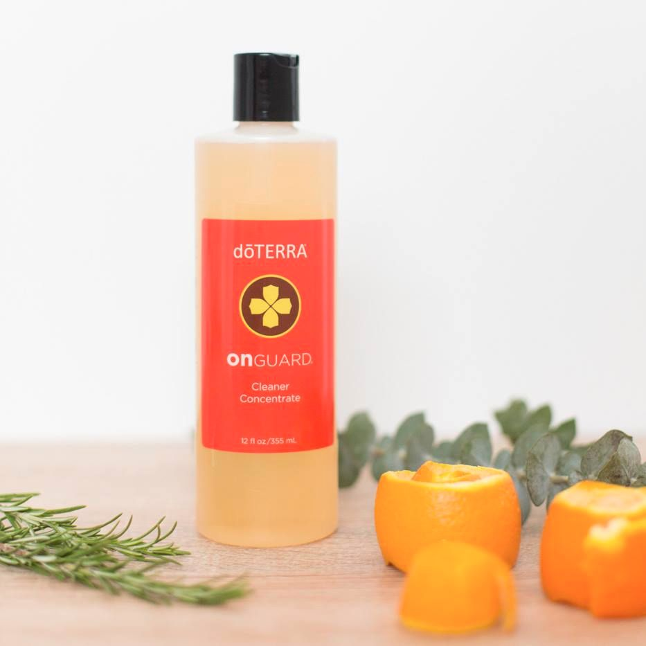 doTERRA On Guard Cleaning Concentrate