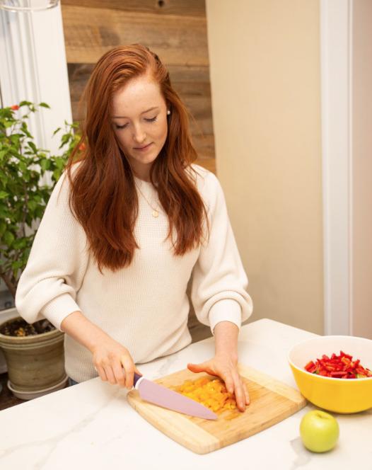 Lindsay Mustard - Ottawa Nutritionist