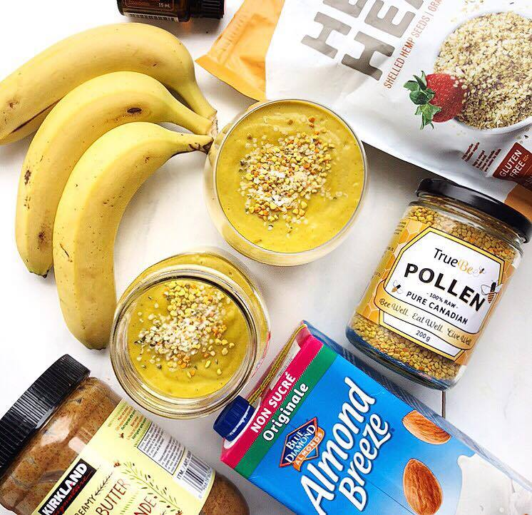 Pumpkin Spice OnGuard Smoothie