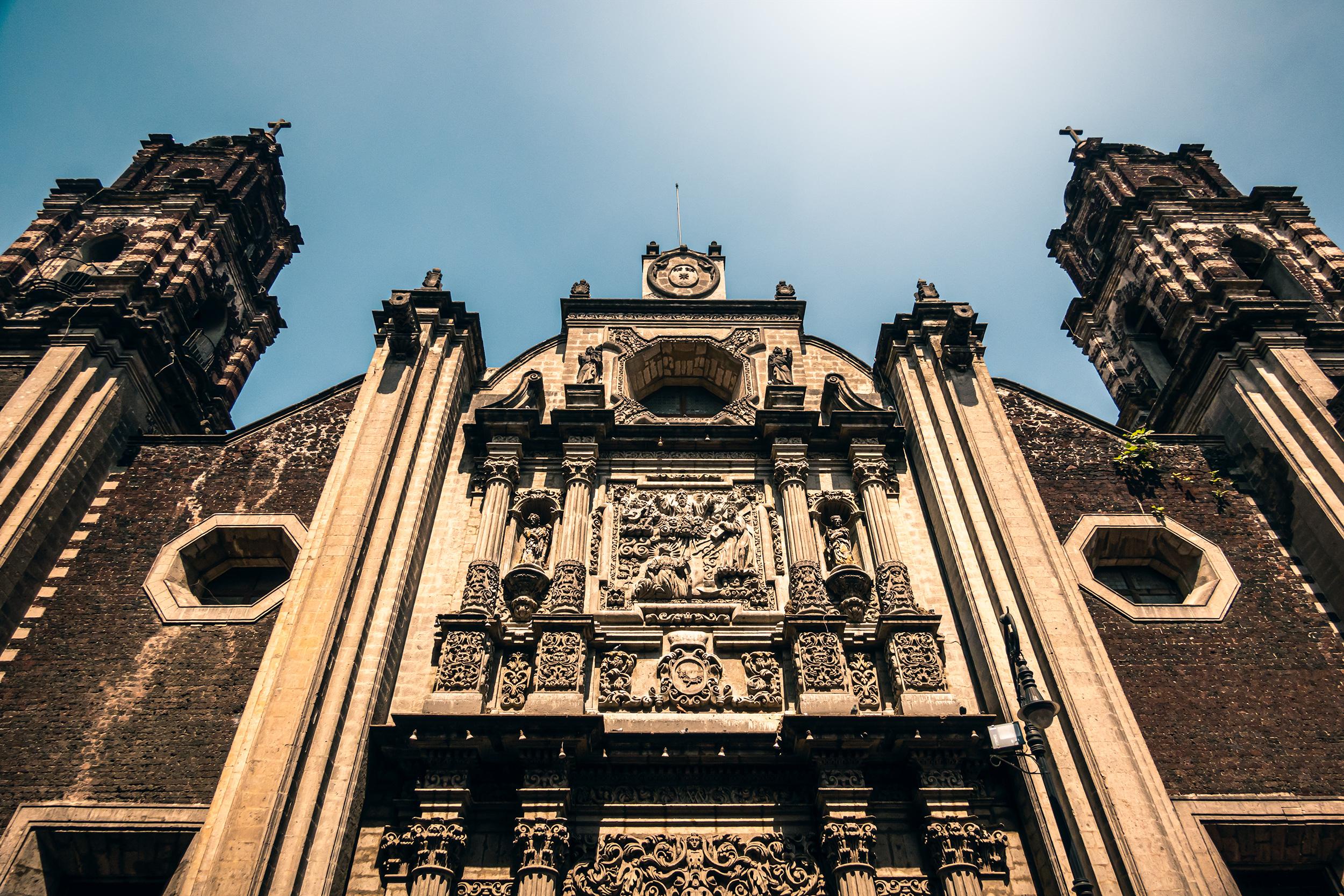 Somewhere in El Centro, Mexico City