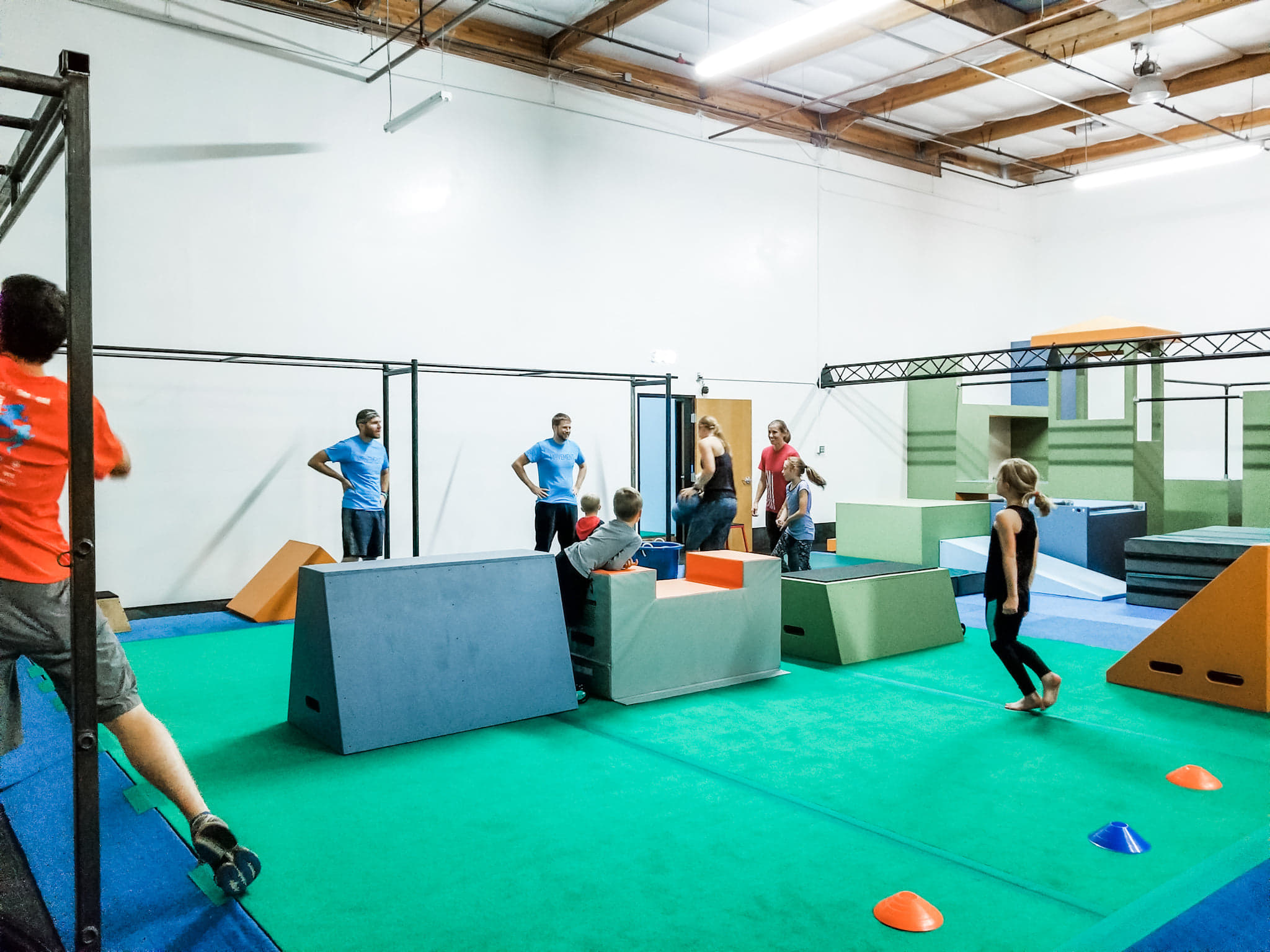 stock photo Family Parkour Class May 2019.jpg