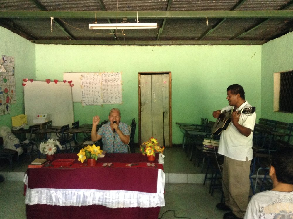 """photo credit: """"Vozinha"""" by Rev. Alex da Silva Souto, Manágua, Nicarágua."""