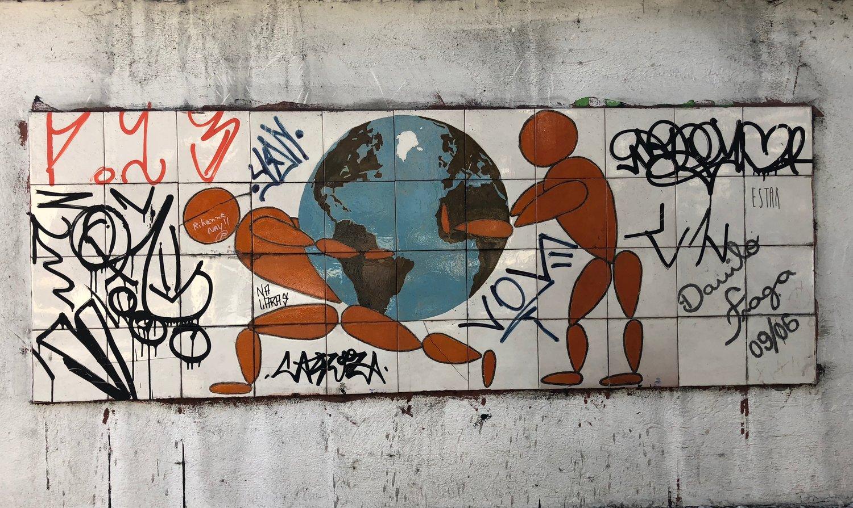 """photo credit: """"Heavy Burden"""" by Rev. Alex da Silva Souto, São Paulo, Brasil."""