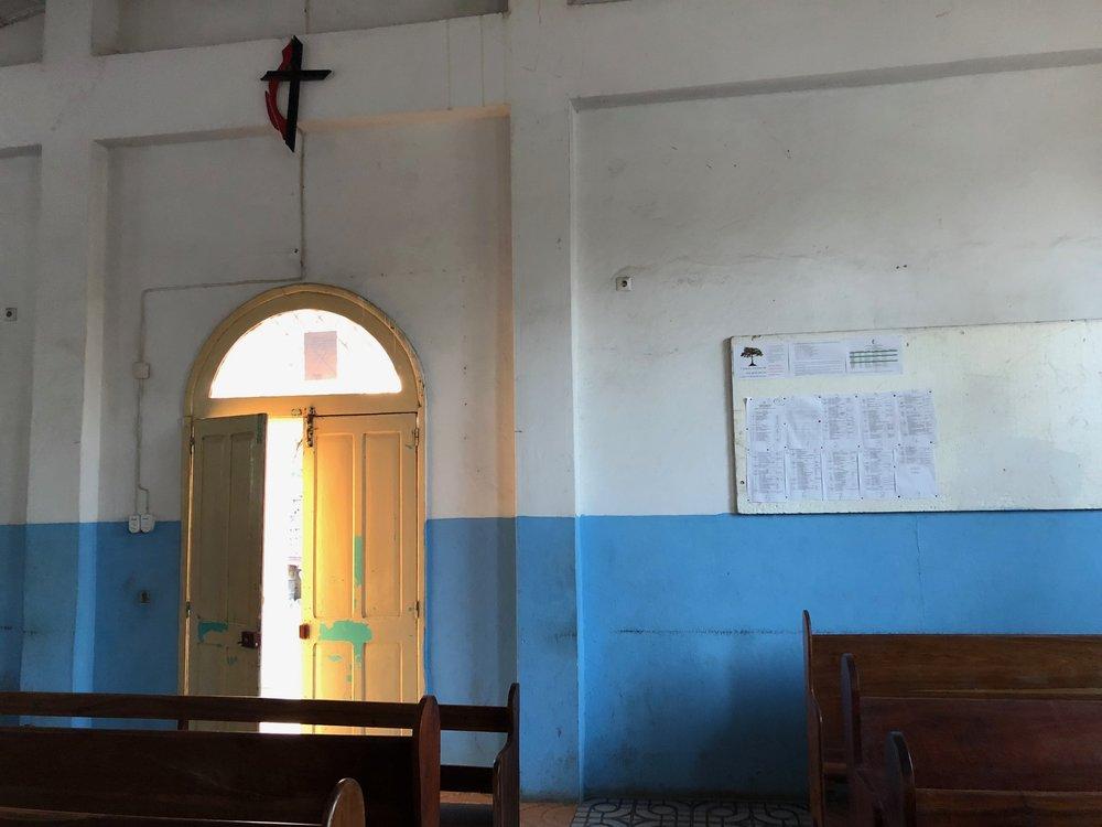 "photo credit: ""Entreaberta"" by Rev. Alex da Silva Souto, Beira, Moçambique"