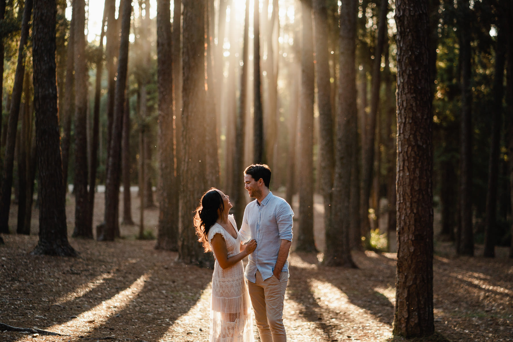 Watagans Pine Forest Engagement Shoot Hunter Valley 10