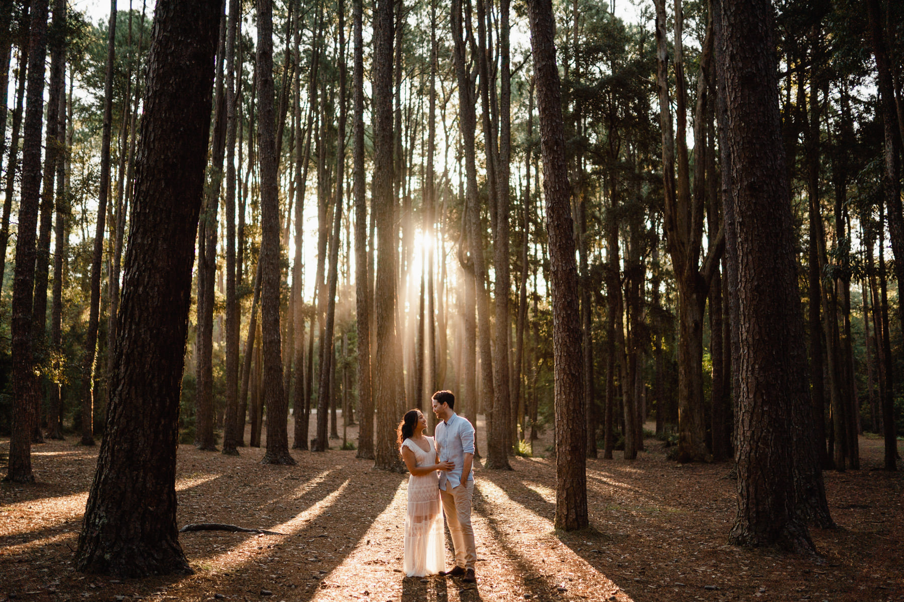 Watagans Pine Forest Engagement Shoot Hunter Valley 12