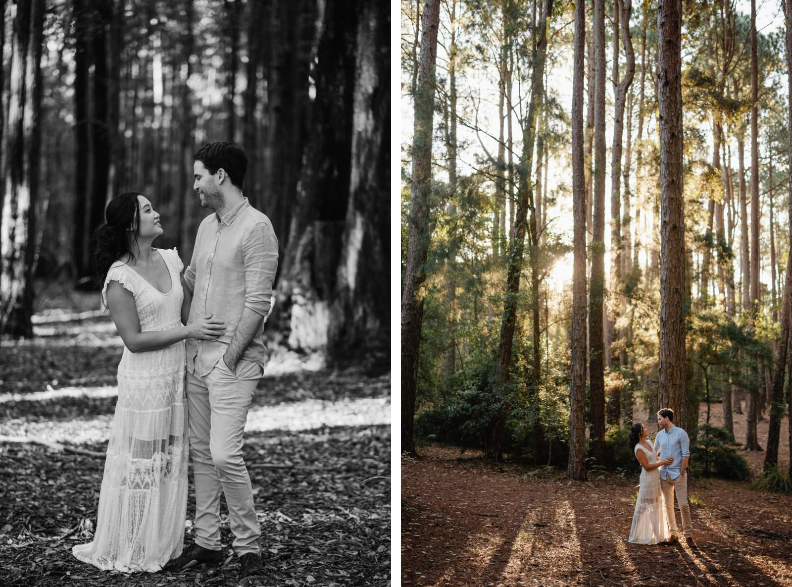 Watagans Pine Forest Engagement Shoot Hunter Valley 11