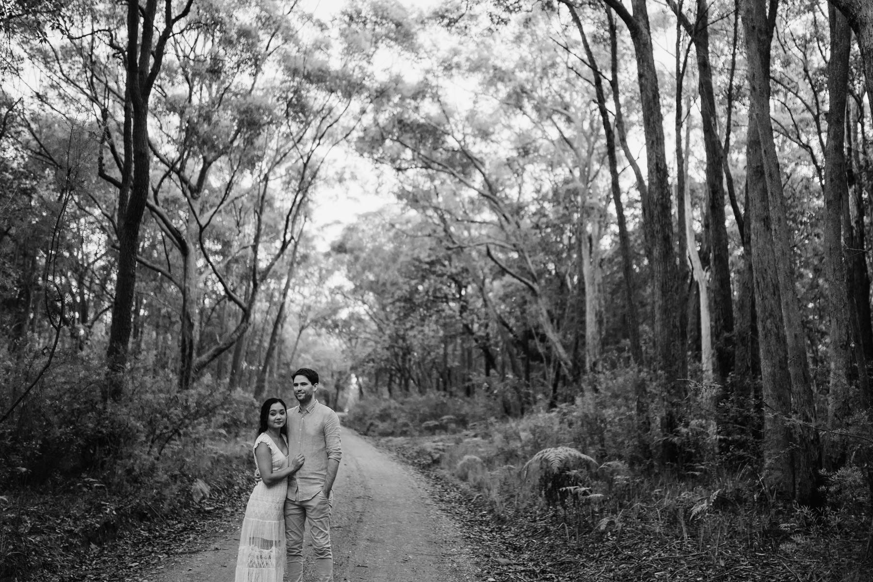 Watagans Pine Forest Engagement Shoot Hunter Valley 28