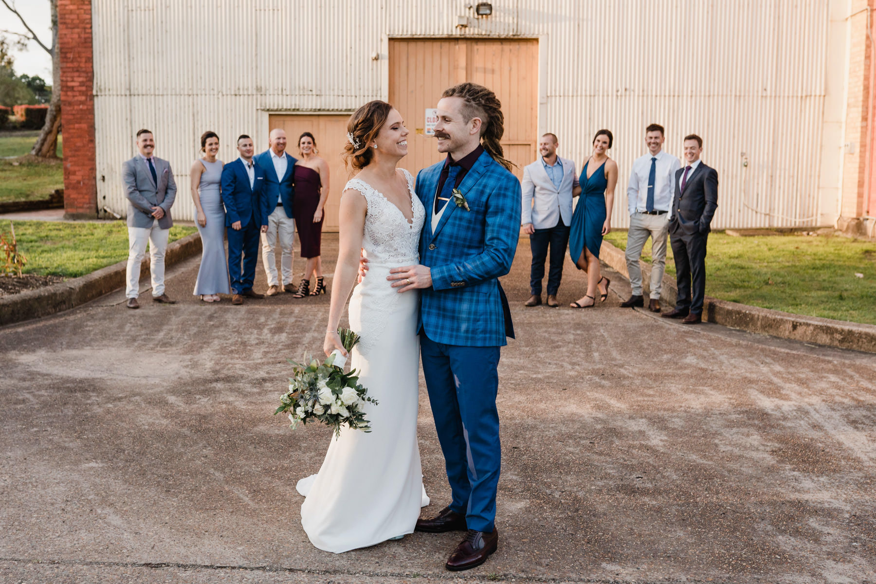 Walka Water Works Wedding Hunter Valley Wedding Photographers 43