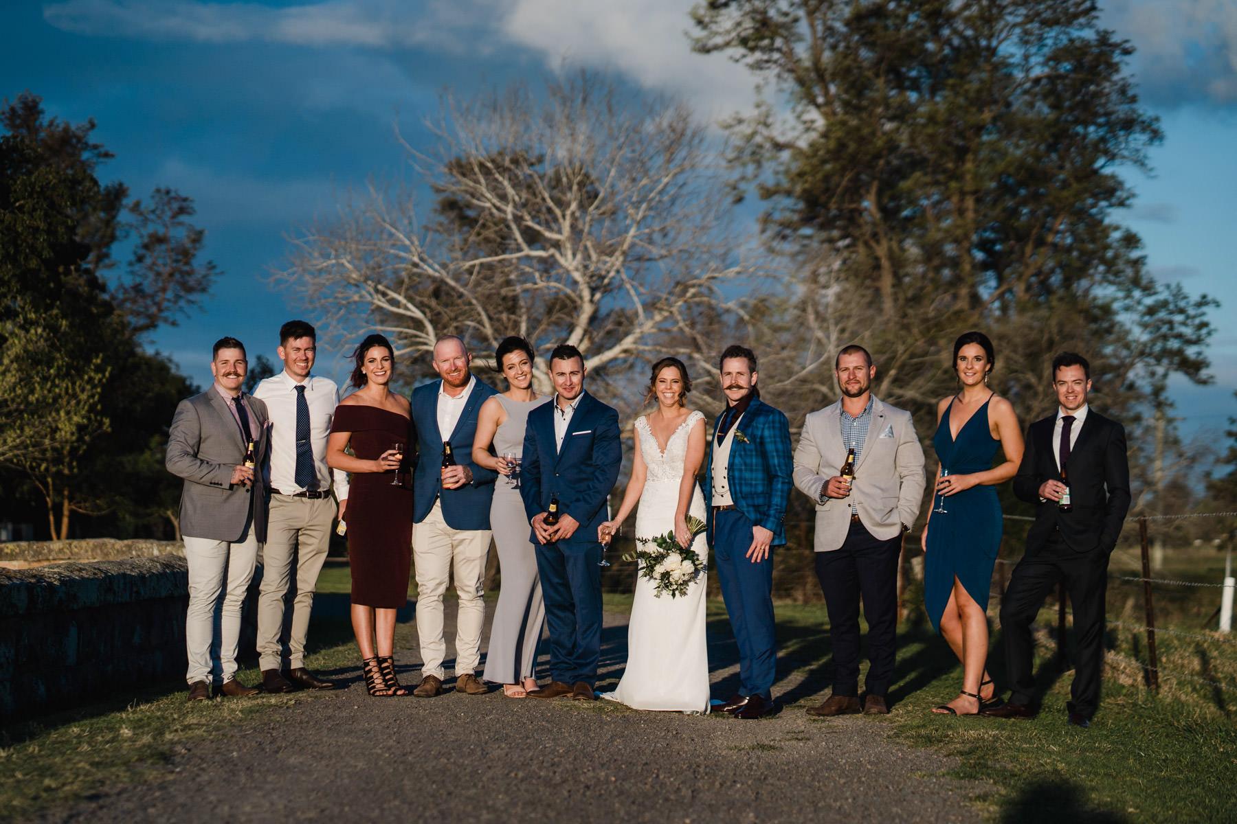 Walka Water Works Wedding Hunter Valley Wedding Photographers 46