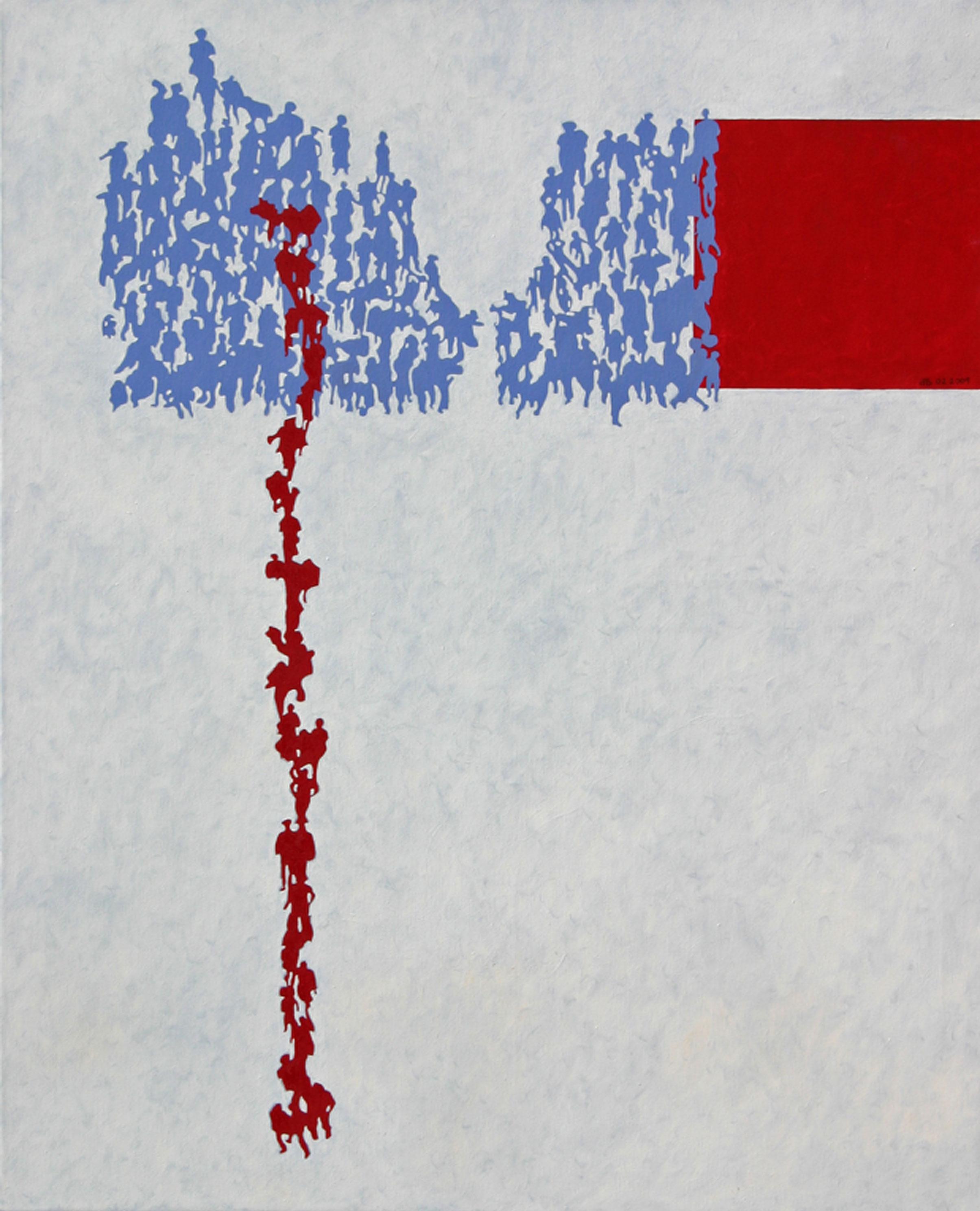 Rotes Kreuz.