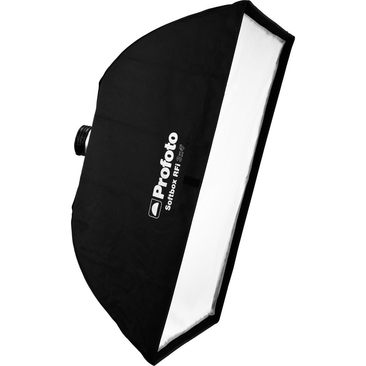 Profoto 3x4 Softbox - Profoto Softbox RFi 3x4´ m/ speedringPris: 120,- eks. mva