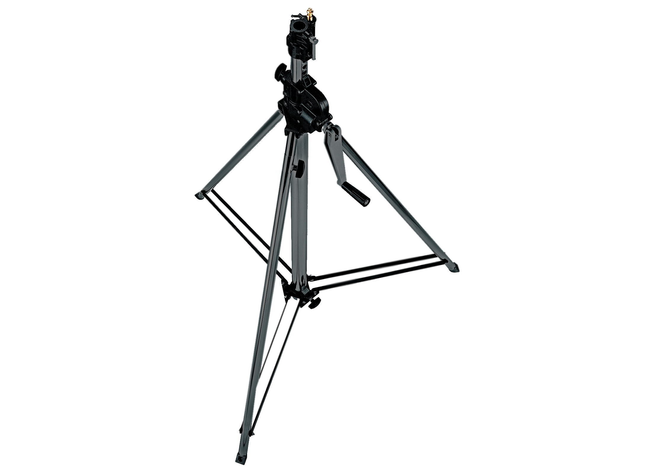 Manfrotto Wind-up stand 2 seksjoner - Manfrotto Wind-up stand, 2 seksjoner m/ hjul.Pris: 400,- eks. mva