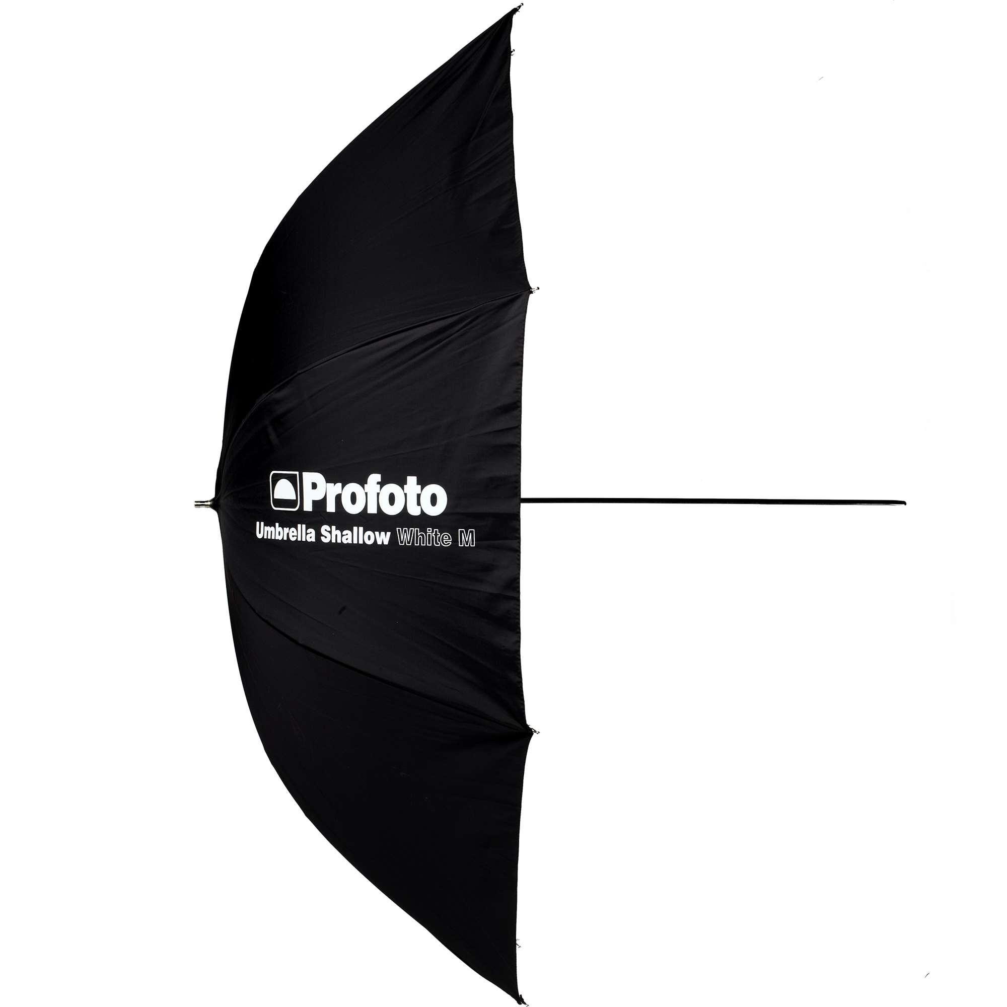 Profoto Umbrella Shallow White M - Profoto paraply hvit strl. M.Dagspris: 50,- eks. mva.