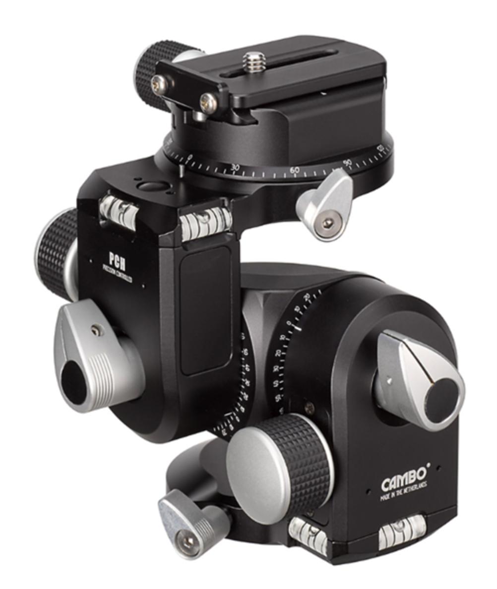 Cambo PCH - Cambo PCH kamerastativ hode m/ mikrojustering. Dagspris: 150,- eks. mva.
