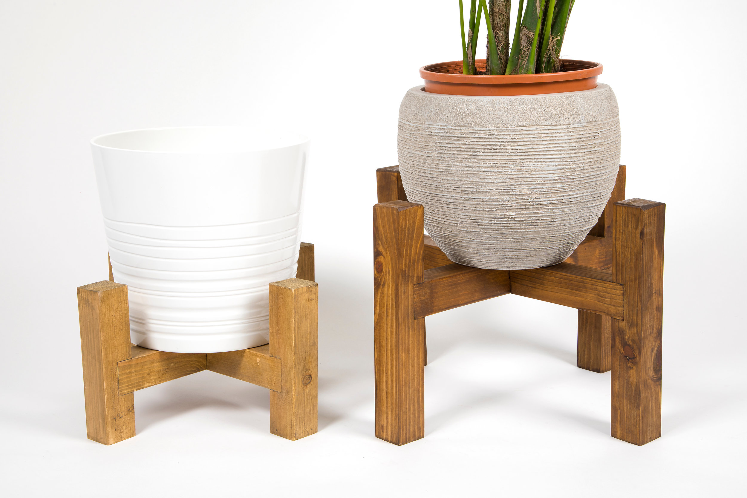Planters and plant displays