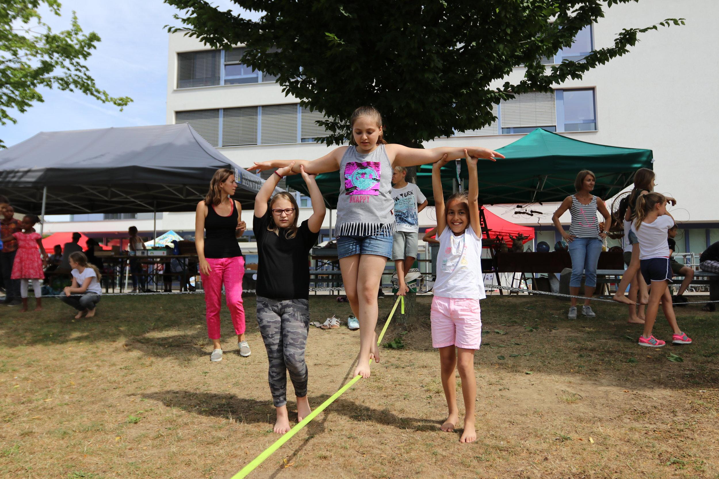 rambert clarens workshop atelier ecole school schule suisse schweiz switzerland Slackline Lyell Grunberg show performance spectacle Highline trickline  (5).JPG