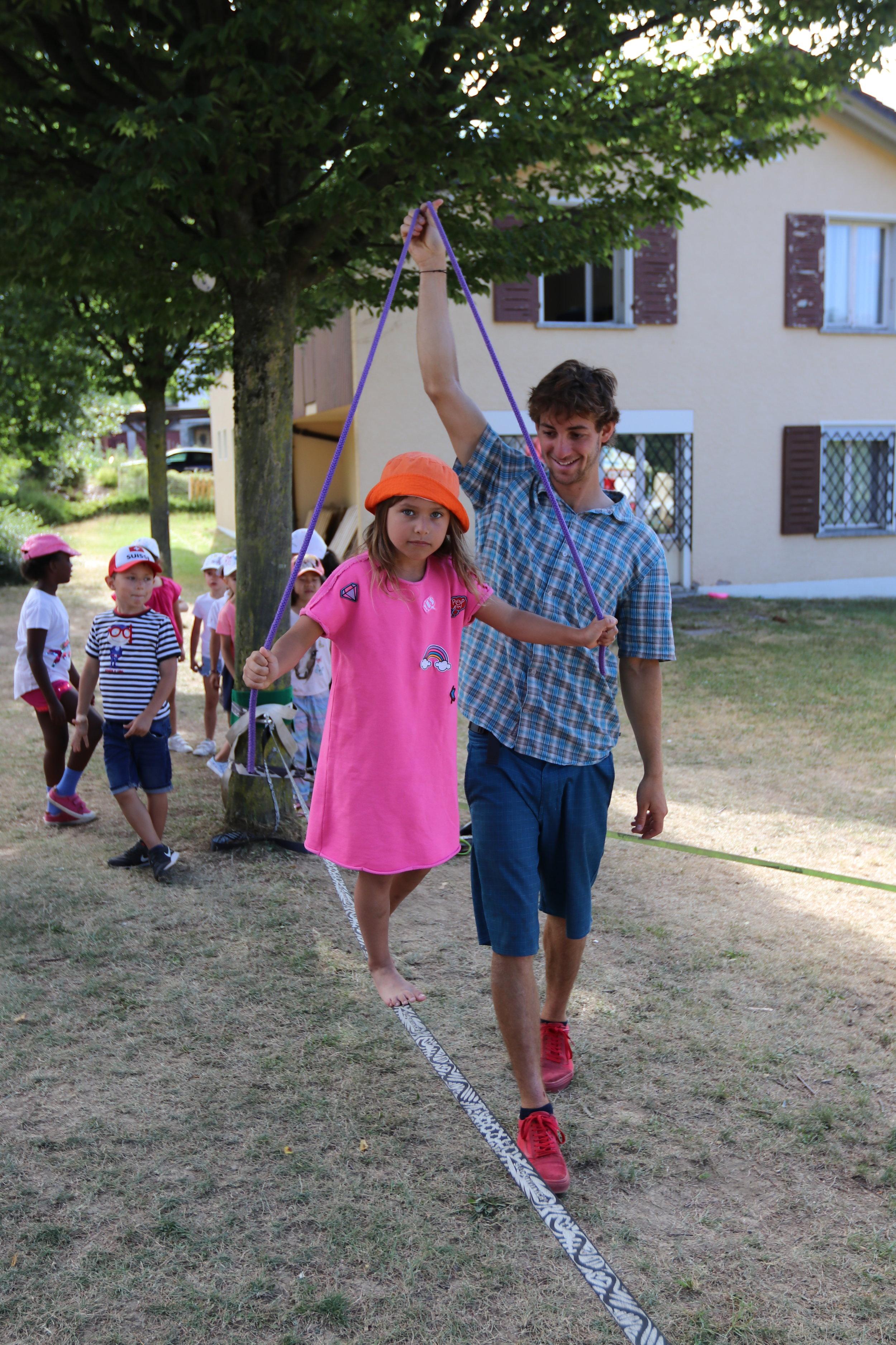 rambert clarens workshop atelier ecole school schule suisse schweiz switzerland Slackline Lyell Grunberg show performance spectacle Highline trickline  (82).JPG