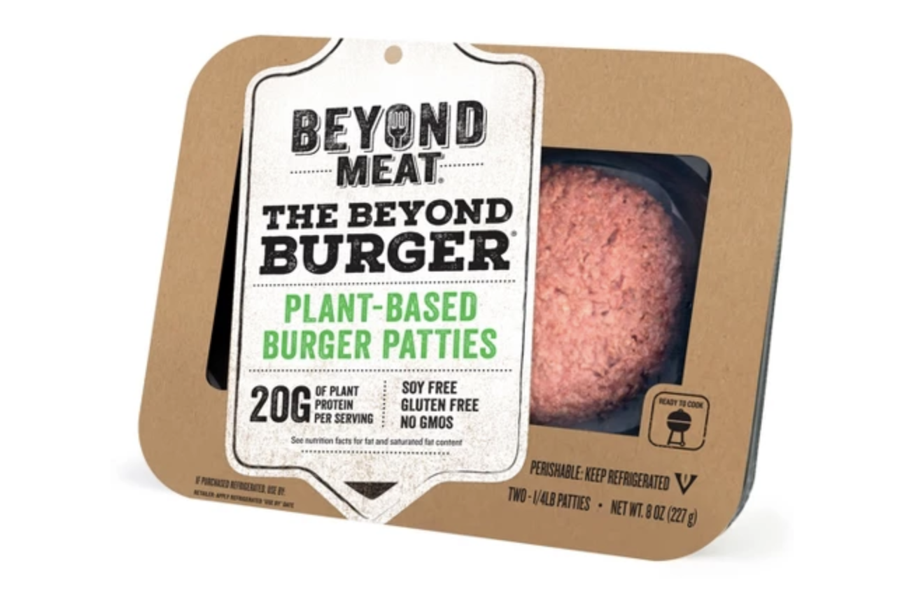 #667683 beyond burger patties $10 8.65 32 6 oz patties
