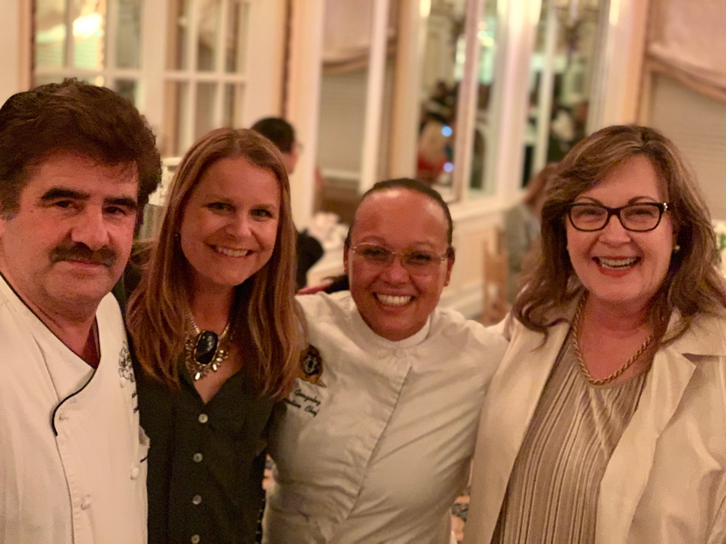 150th Peabody Anniversary with Chef Anna and Chef Andreas
