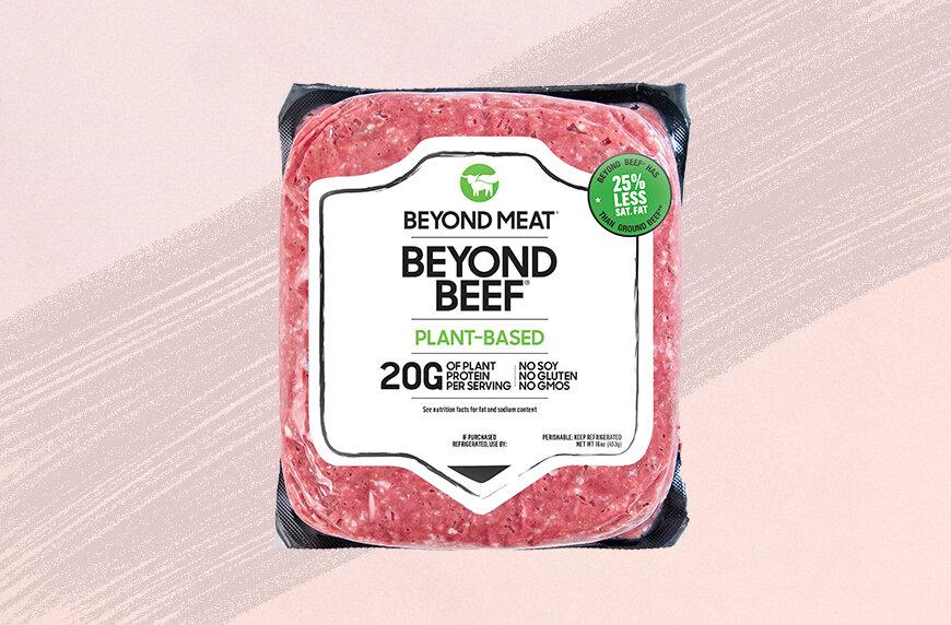 Beyond beef, ground #702072 6/2 lbs $122.00/case