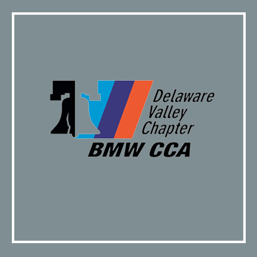 Delaware Valley BMW CCA - We are a proud sponsor and partner of the Delaware Valley Chapter of the BMW Car Club of America. They are a car club dedicated to BMW enthusiasts. They offer a wide variety of activities for all of their members in addition to special discounts and offers for BMW purchases. Click the image to learn more.