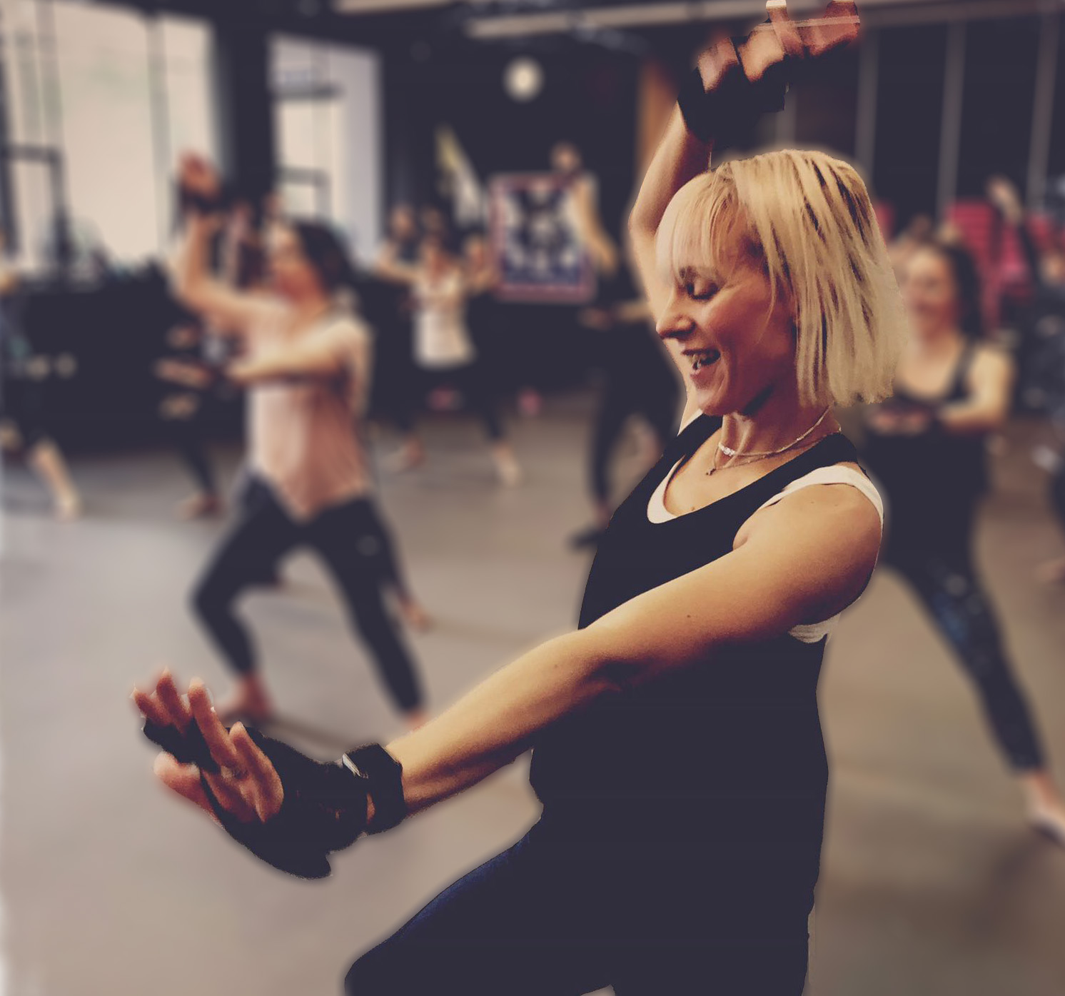 Annia Krystyna - Annia trained at the Arts Educational London Schools in Musical Theatre and then found herself working alongside physiotherapists for eleven years. This prompted Annia to get my fitness qualifications and move into teaching.Annia got her