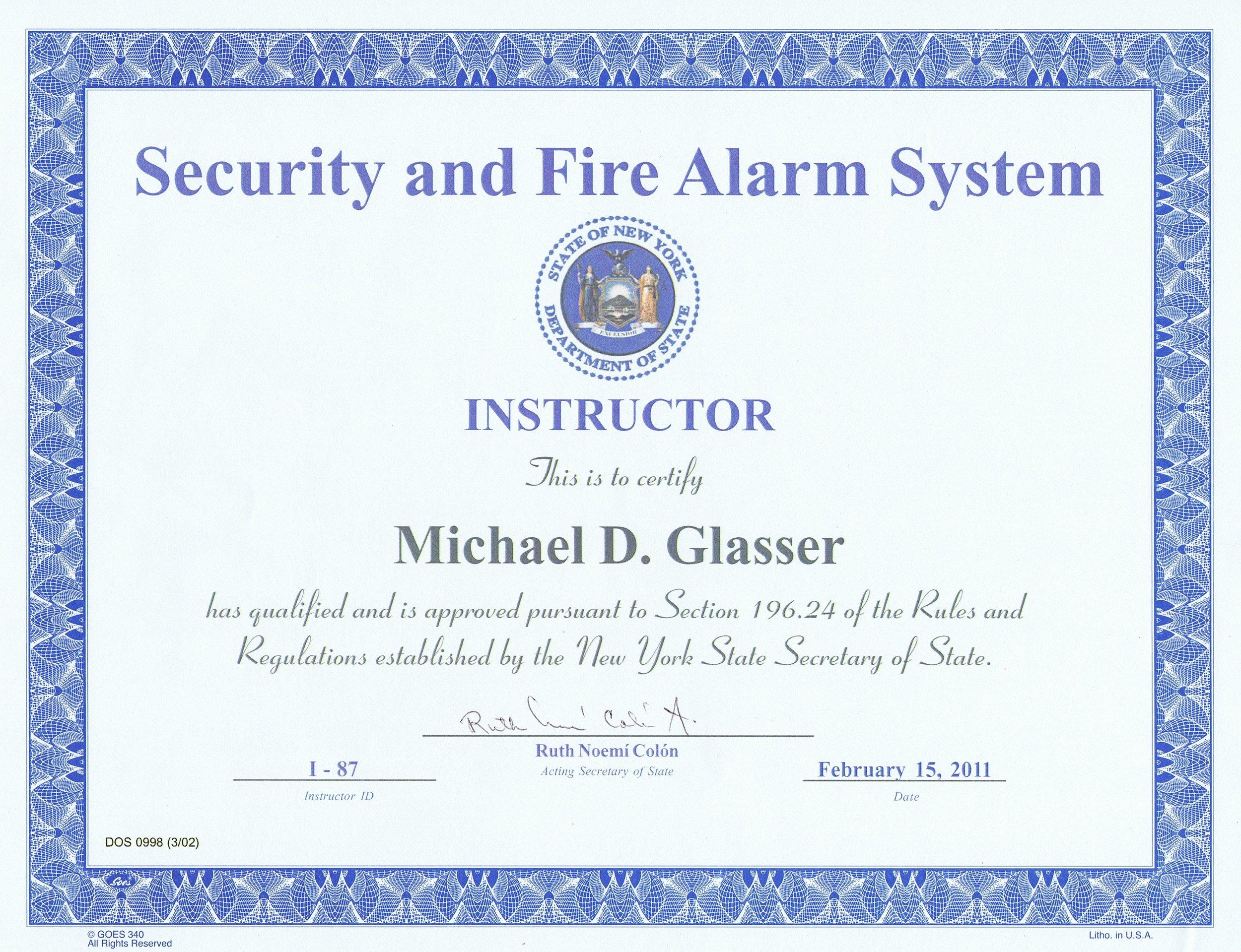 NY State Alarm Instructor 2011.jpg