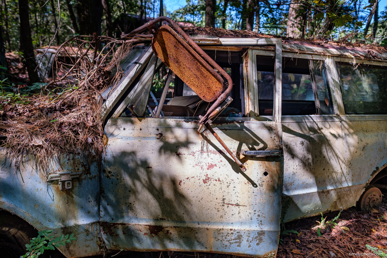 Rust. Part of the Americana series by Chris Lee