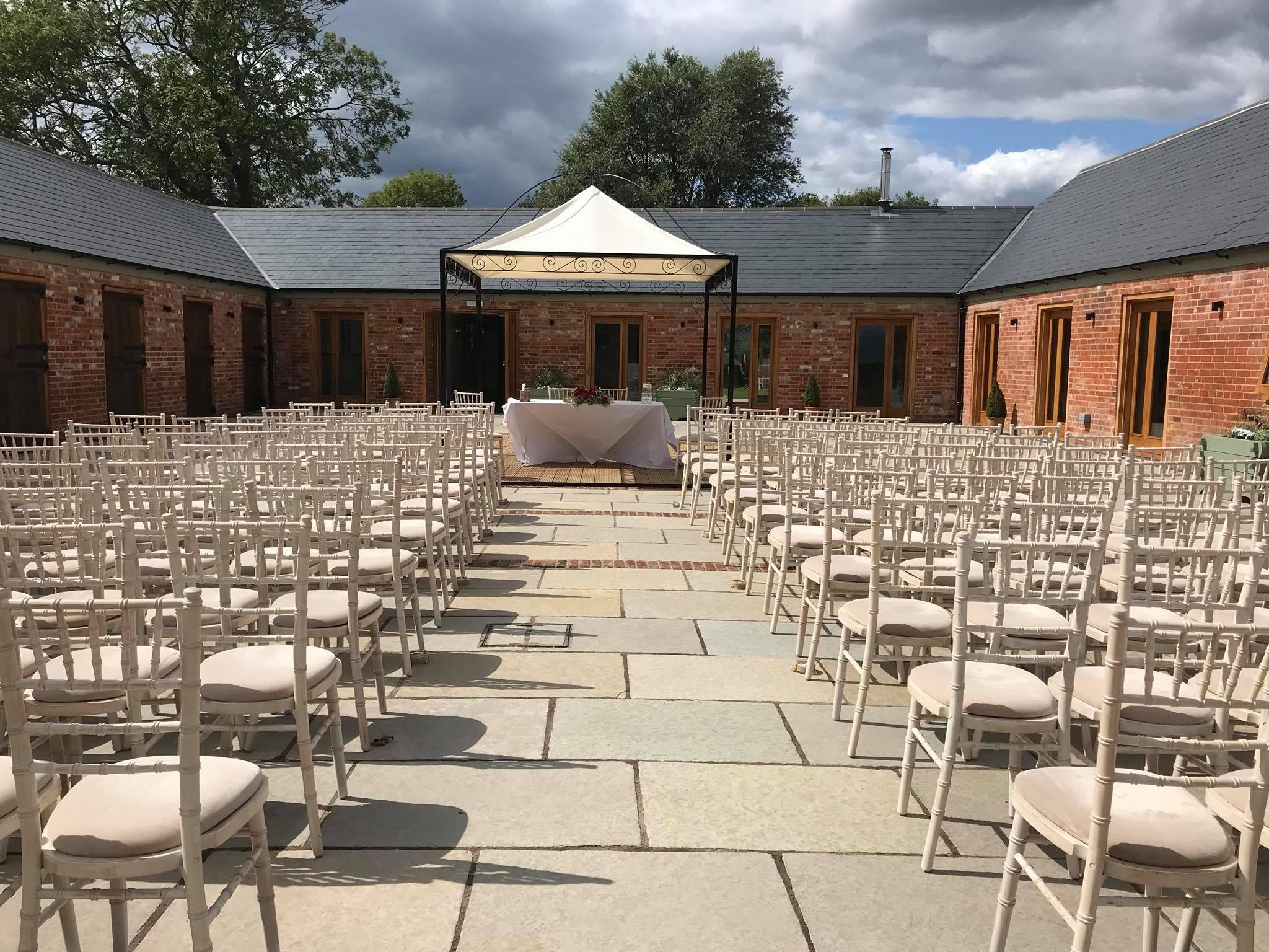 Outdoor Ceremony -