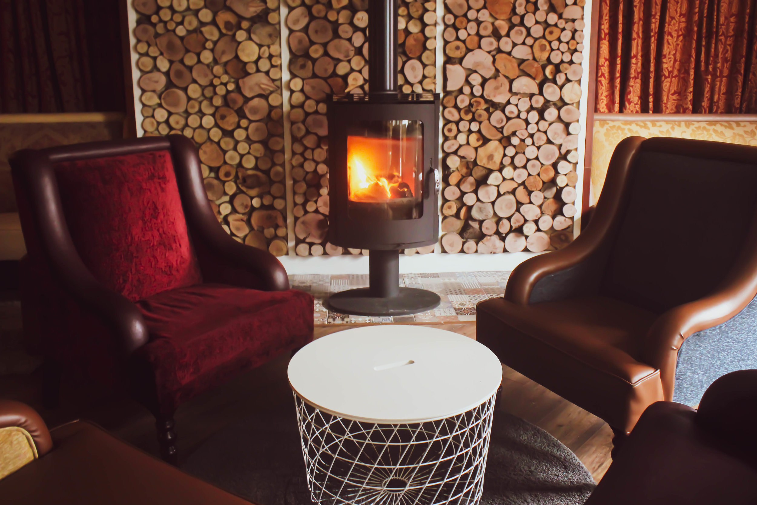 The Snug - The perfect area for warming up on a cold winters day. At night time when the main bar area is bustling, its the perfect spot to sit down and catch up with friends away from the crowds. The area is available to book for parties.