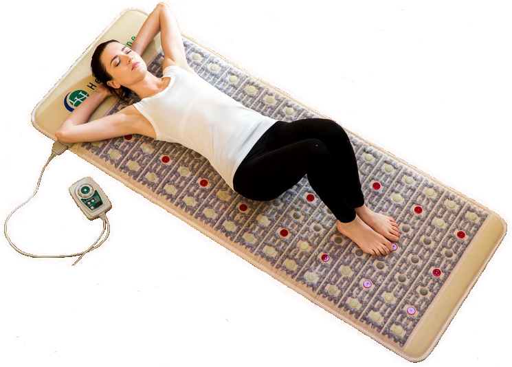 Our sessions all include the use of a PEMF mat which clients have found to be very beneficial and or feels great. If you'd like more information please click  here .