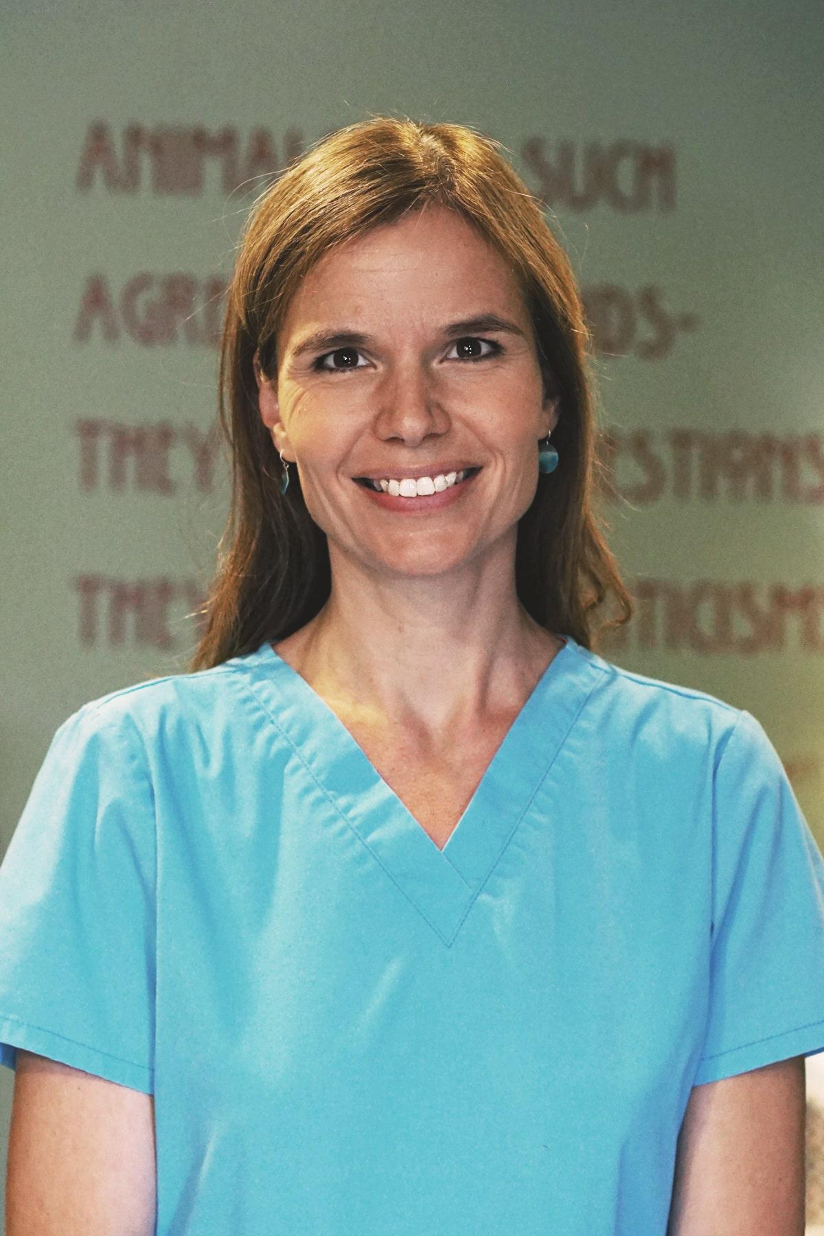 Dr. Kerry Zubke, Veterinarian
