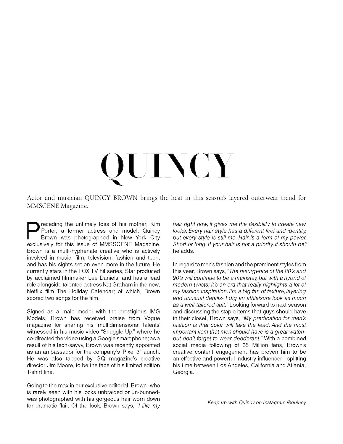 Quincy Brown x MMScene men's mag, 2.jpg